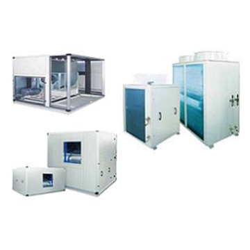 Commercial Package System - Air Cooled Package Unit